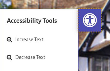 Accessibility title